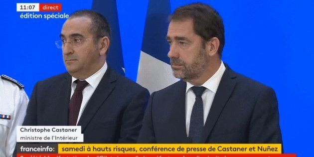 Christophe Castaner a annoncé qu'il portait plainte contre Nicolas