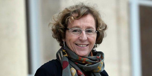 Muriel Pénicaud à l'Elysée le 12 janvier