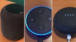 Apple HomePod, Amazon Echo ou Google Home, qui est le meilleur assistant vocal? La réponse en 15