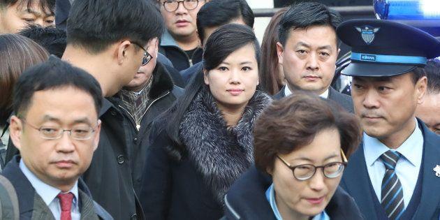 La délégation nord-coréenne arrive à Séoul le 21 janvier, une première