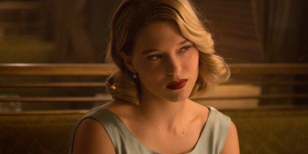 L'actrice française est seulement la deuxième à reprendre son rôle aux côtés de James Bond dans la