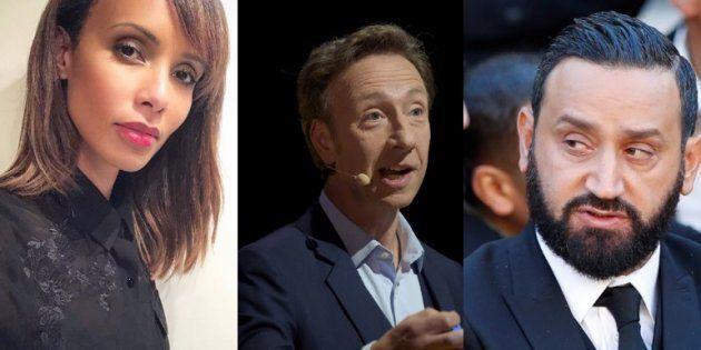 Sonia Rolland, Stéphane Bern, Cyril Hanouna ont appelé au calme avant les anifestations des gilets jaunes...