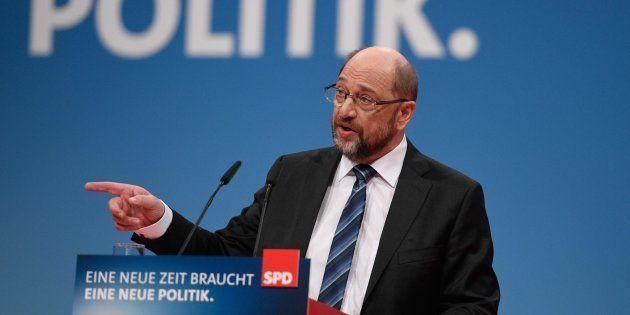 Le SPD approuve le principe d'une grande coalition avec