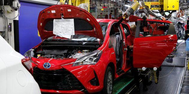 Pourquoi Toyota s'est installé en France et compte bien y