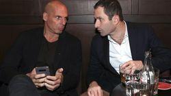 Européennes: Hamon et Varoufakis s'unissent pour des listes