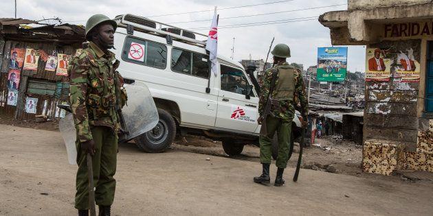 Des employés de MSF en Afrique auraient échangé des médicaments contre les services de