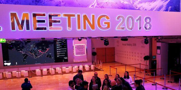 Pourquoi participer au Forum de Davos est bien plus riche que