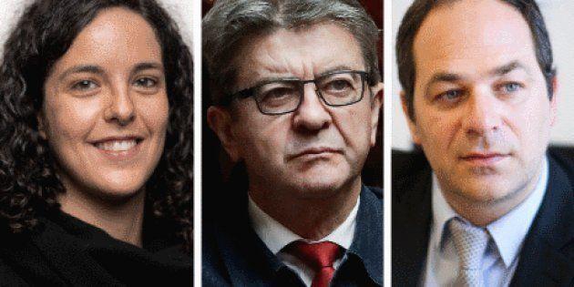 Manon Aubry sera la tête de liste de La France insoumise, le mouvement de Jean-Luc Mélenchon, pour les...