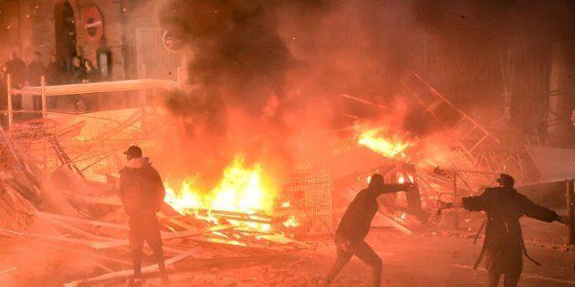 Plusieurs blessés à Toulouse lors de la mobilisation des gilets