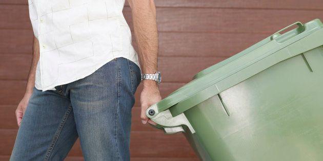Le Francilien a réduit ses déchets de 52 kg en 15 ans
