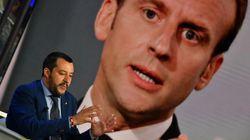 Salvini a pris pour lui les propos de Macron sur