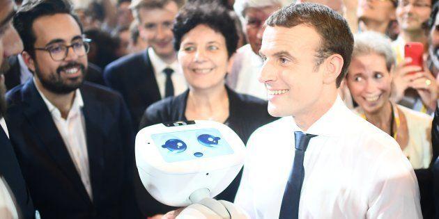 Pourquoi Google et Facebook misent sur la France pour l'intelligence