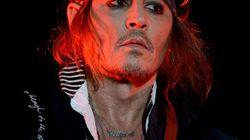 Johnny Depp révèle jouer avec une oreillette et pense que le LSD aurait aidé à capturer Ben