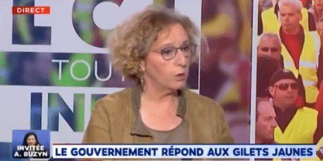 Sur LCI, Muriel Pénicaud a fermé la porte à un coup de pouce pour le