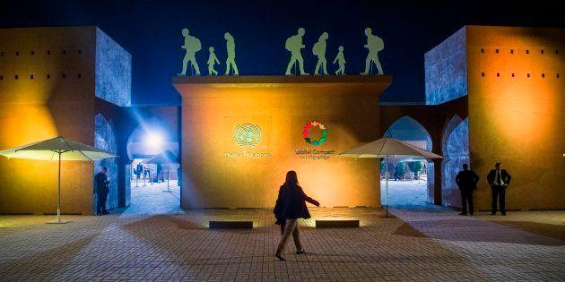 La conférence sur les migrations de l'ONU s'ouvre ce lundi 10 décembre à Marrakech, au
