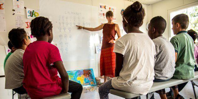 Une start-up offre gratuitement aux migrants des programmes ludiques d'apprentissage du français (photo