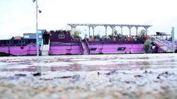 Les images de la crue de la Seine, qui inquiète ce gérant de