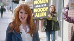 Peut-on encore être fan ou travailler avec Woody Allen? Cette série acide a un avis bien