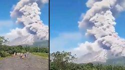 Des dizaines de milliers de Philippins fuient l'éruption du volcan