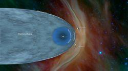 41 ans après, cette sonde de la Nasa a atteint l'espace
