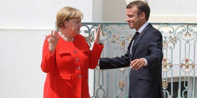 Migrants: Macron et Merkel veulent davantage de coopération, même sans consensus au sein de