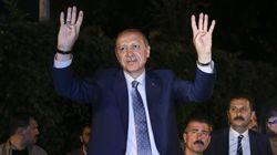 Turquie: Recep Tayyip Erdogan remporte officiellement l'élection présidentielle dès le premier