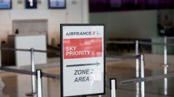 La réponse d'Air France à Estrosi qui juge