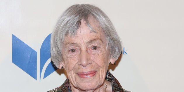 Ursula K. Le Guin à New York en