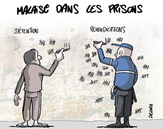 Les gardiens de prison mettent le gouvernement au pied du