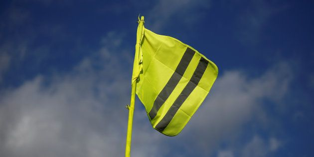 La vente de gilets jaunes restreinte en Égypte à l'approche de l'anniversaire du soulèvement de