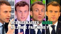 La CSG selon Macron, un