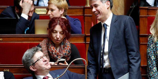 Malgré les annonces de Macron, la gauche va déposer une motion de censure à l'Assemblée (photo d'illustration...
