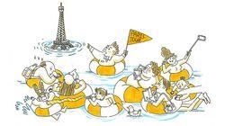 Le niveau de la Seine pourrait dépasser celui de 2016 ce