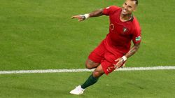 Le but sublime de Quaresma qui qualifie le Portugal pour les 8e de finale du