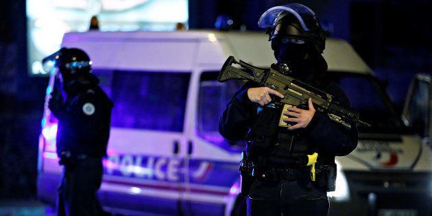 Forces de sécurité déployées à Strasbourg après la fusillade meurtrière du marché de