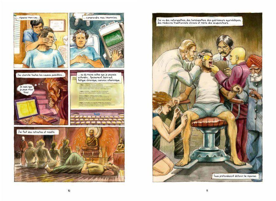 Cette bande-dessinée résume parfaitement la complexité de la