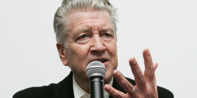 David Lynch en 2009, à
