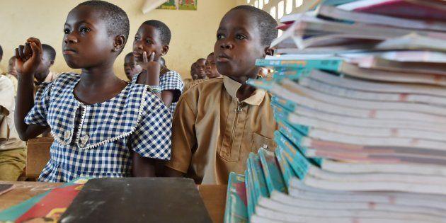 Le développement de l'Afrique passe par l'apprentissage de la lecture aux
