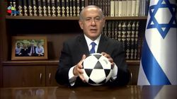 Netanyahu cite Cristiano Ronaldo pour inciter le peuple iranien à la