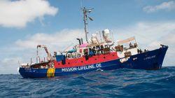 Le Lifeline attend toujours l'autorisation d'accoster à Malte malgré les promesses