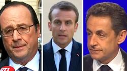 Au Vatican, Macron contredit Sarkozy et Hollande sur le mariage