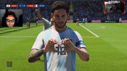 On a demandé à deux pro-gamers de jouer France-Argentine sur FIFA