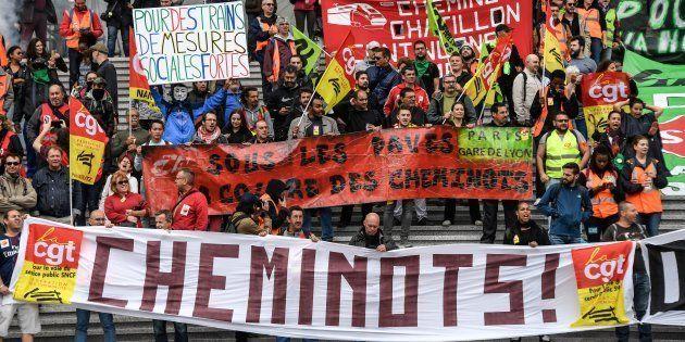 Après l'échec de la grève SNCF, ce sondage ne va pas remonter le moral des