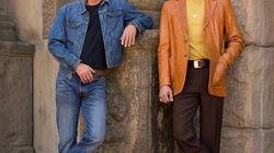 La première image de DiCaprio et Brad Pitt dans le prochain film de