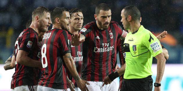 49646519e722 Le Milan AC exclu de la prochaine Europa League pour non-respect du ...