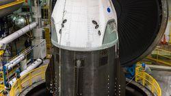Découvrez le vaisseau dans lequel SpaceX veut envoyer des hommes dans l'espace cette