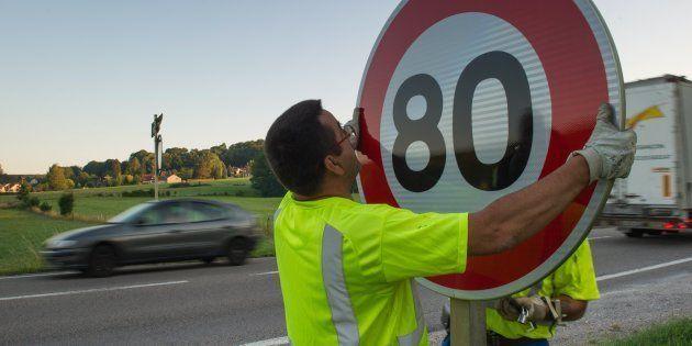 Pourquoi la limitation à 80 km/h n'aura pas l'impact positif prétendu par le