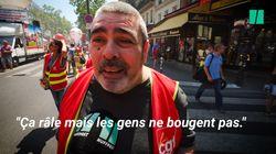 On a demandé aux manifestants anti-Macron leur avis sur ce printemps social en