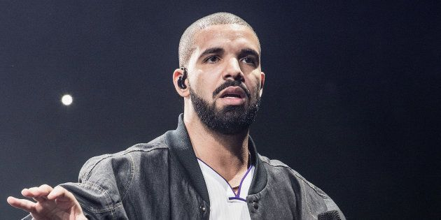 Drake en concert à Inglewood en Californie en septembre