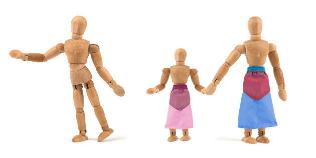 Après le divorce des parents, un quart des jeunes ne voient plus leur
